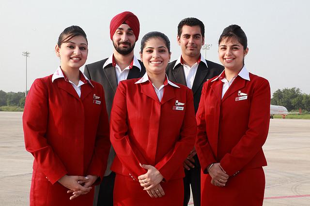 The best cabin crew uniform in Indian skies | Arun Rajagopal