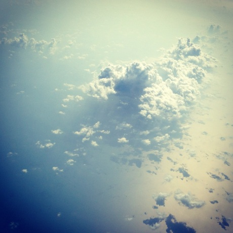 The study of clouds is called Nephology. #funfact A Nephologist's dream come true.