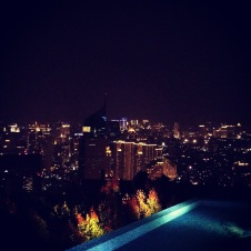 The best rooftop bar in Jakarta. Brilliant views. Stunning ambience. Hit up Skye Bar if you are ever in Jakarta.